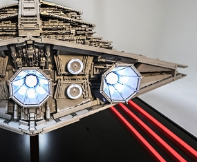 STAR WARS Destroyer Showcase